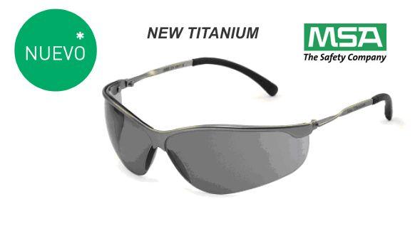 aa4d6a57da MSA - Anteojos de Seguridad Protección Ocular