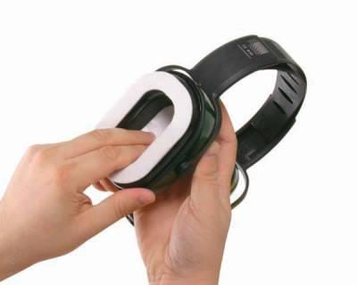 Kit protector auditivo y cubiertas