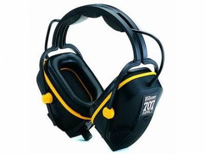 Orejera electrónica IMPACT c/ amplificador  estéreo c/filtro en la banda vocal y 23dB fuera banda