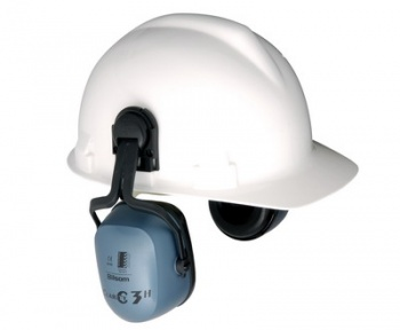 Orejera Clarity Azul 25dB para montar en