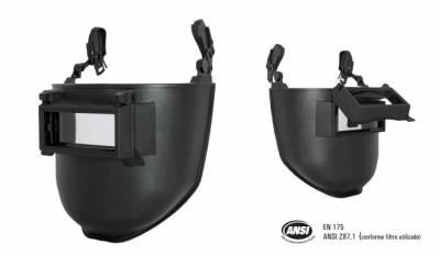 Mascara de soldador para  casco LIBUS