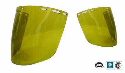 Protector Facial Burbuja DARK GREEN W3