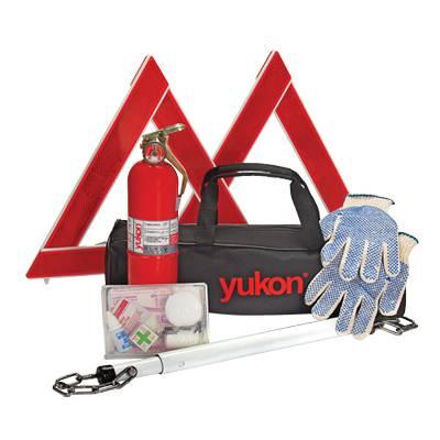 Kit de Automotor Extintor de 1 Kg¸4'', polvo ABC