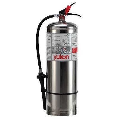 Extintor 10L AFFF para alcoholes. Acero Inoxidable.
