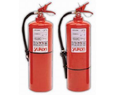 Extintor 50L AFFF para Hidrocarburos.